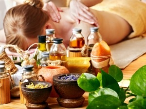 Aromatherapy - essential oils