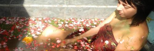 Spa1 Flower Bath